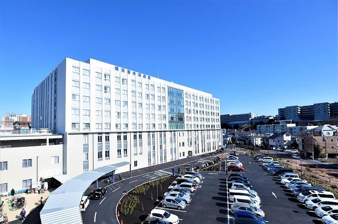 横浜南共済病院photo